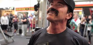 Arnold Schwarzenegger coach Howard Gold Gym