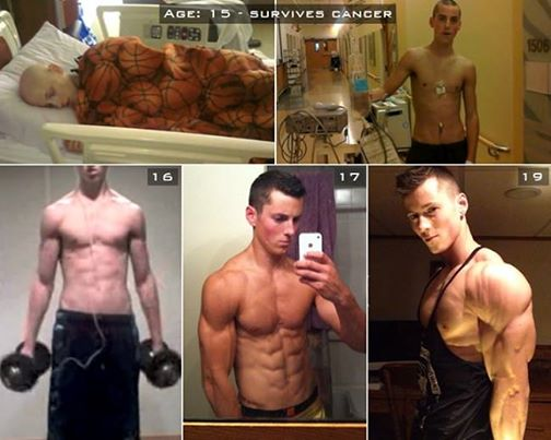 transformation cancer muscu
