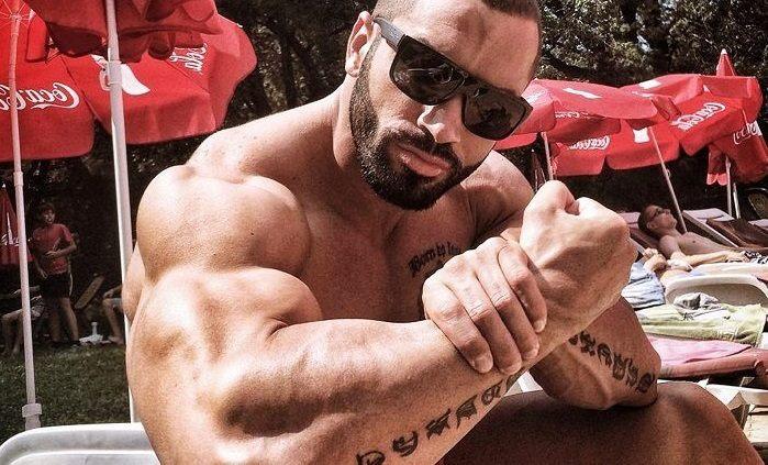 Exercices biceps volume – entrainement bras