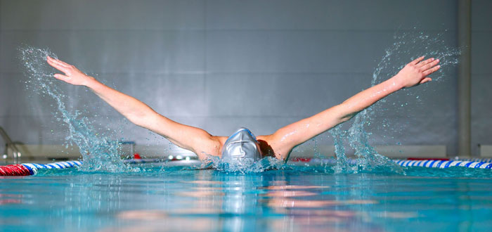 Bienfaits natation sur santé et muscle