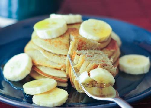 recette cr 234 pes 224 2 ingr 233 dients banane et œufs espaces fitness