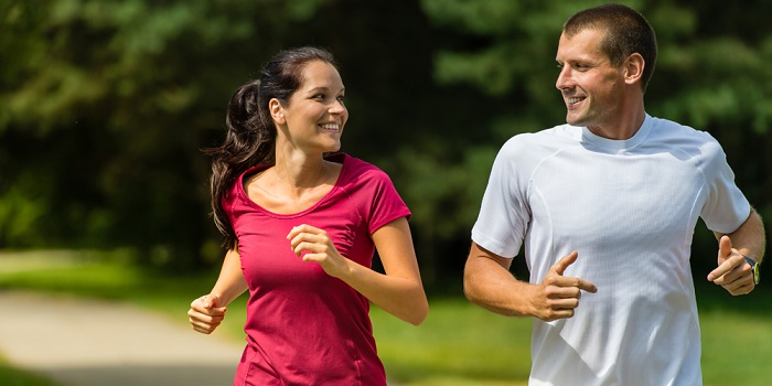 marcher courir poids