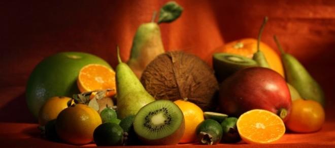 Aliment riche en antioxydants