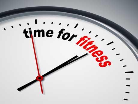 S'organiser pour faire du sport quand on n'a pas le temps